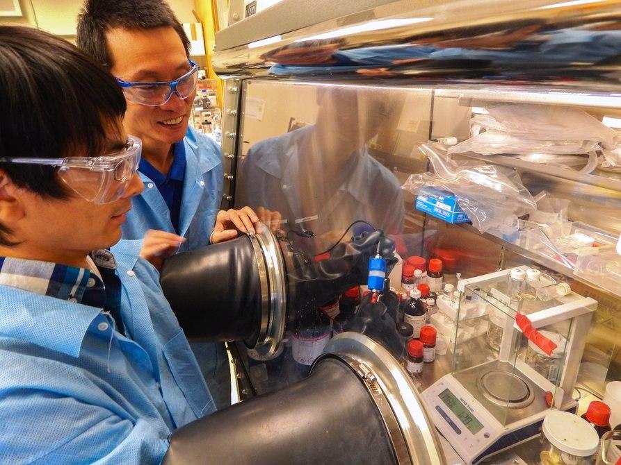 Эффективность литиевых батарей повысит водород LLNL - эксперименты