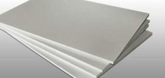 Листы из ударопрочного полистирола и АБС-пластика