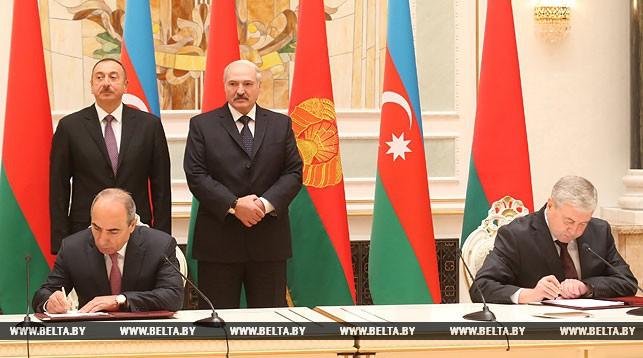 Беларусь и Азербайджан укрепили сотрудничество в научной сфере на высшем уровне
