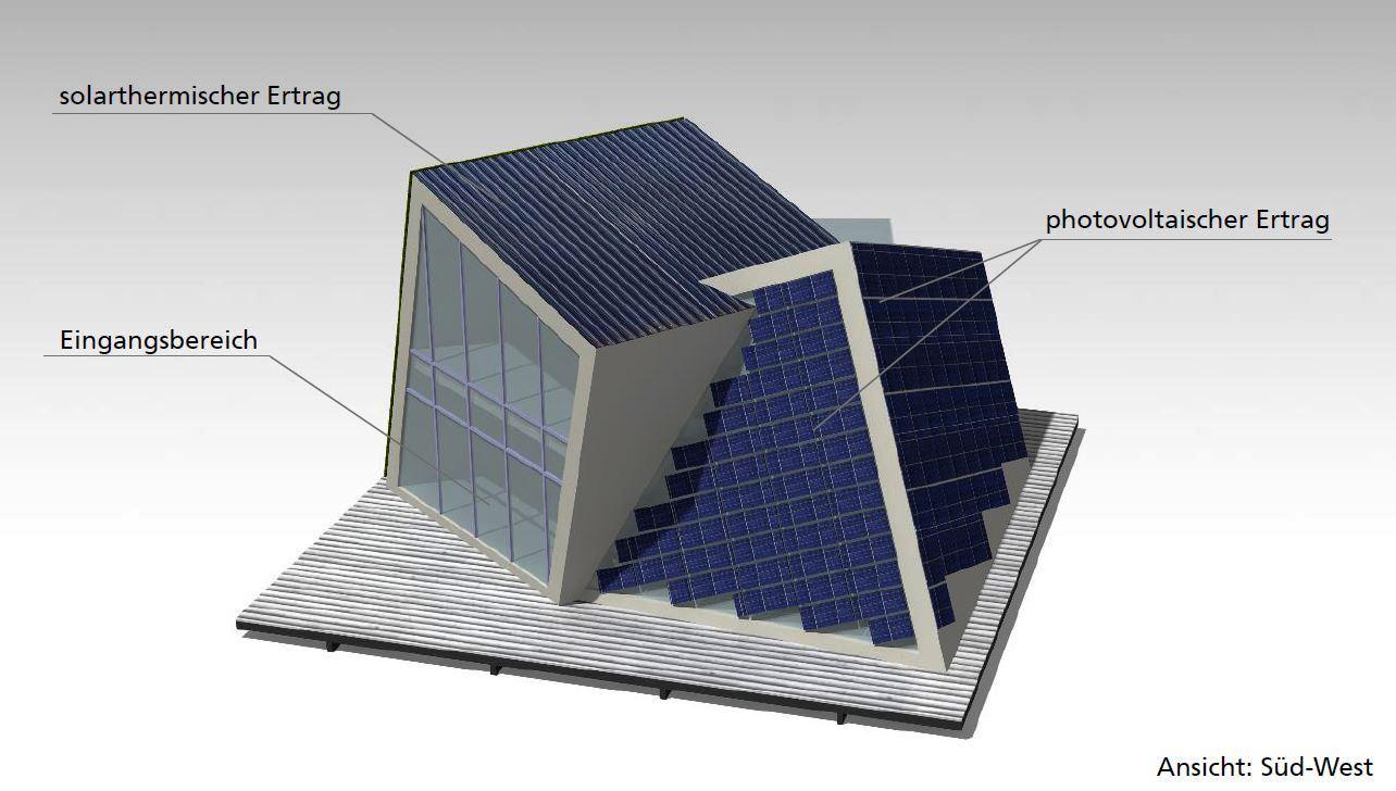 дом на воде Autartec конструкция описание