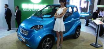 2050 Motors презентовала в США e-GO EV – электрический автомобиль из композитов
