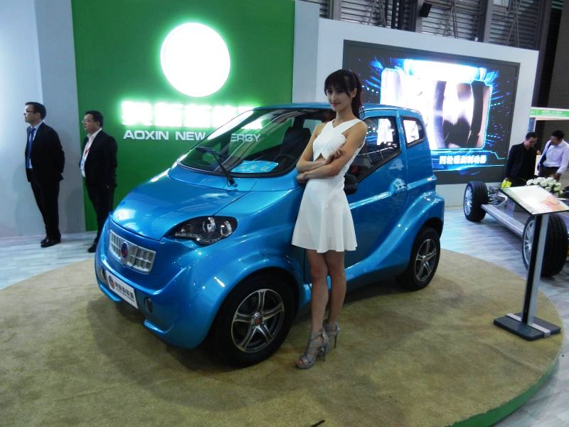 e-GO EV Electric Vehicle