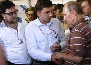Композиты России и Путин
