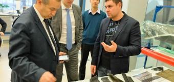 НАН Беларуси и «Композиты России» обсудили проект «МИР-ПОБЕДА»