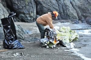побережье Сан-Франциско завалило пластиковым мусором