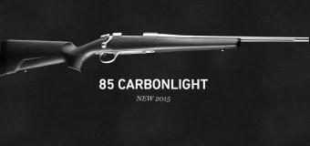 Охотники, — ликуйте! Sako 85 Carbonlight – ультралегкое охотничье ружье с применением карбона