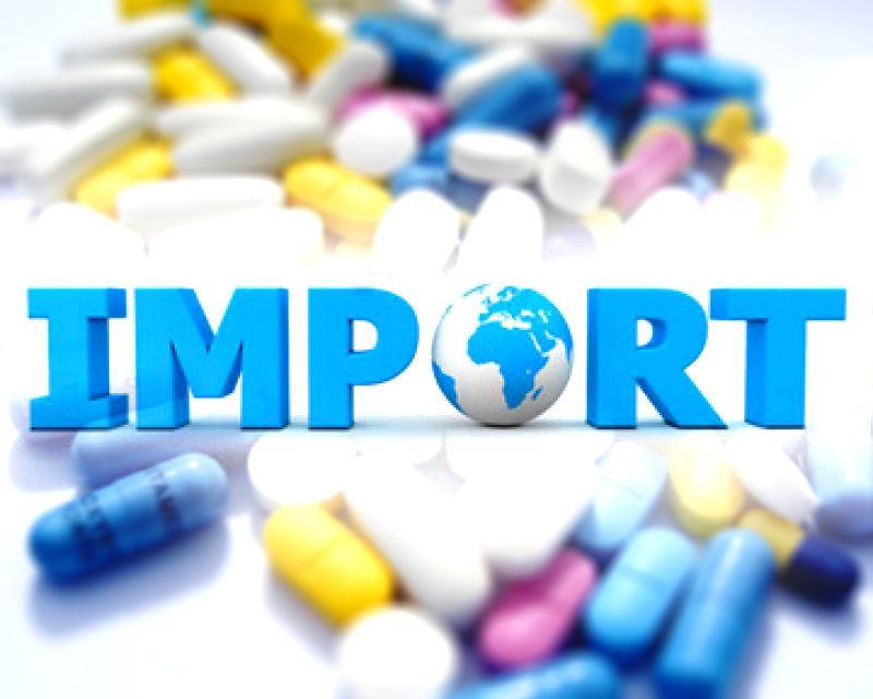 импорт лекарственных средств в Россию