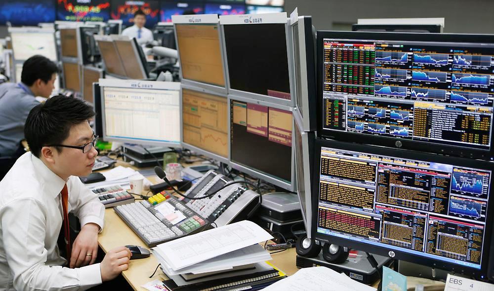 рынок Азия биржа