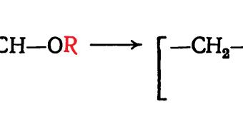 Полимеры простых виниловых эфиров