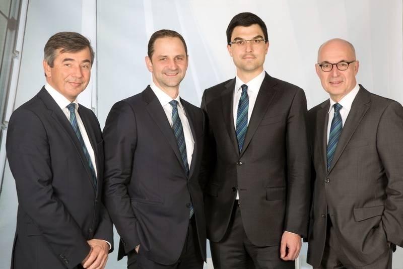 CEO Engel Петер Нейман уходит на пенсию