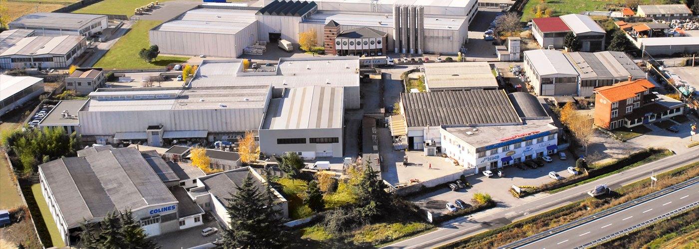 Gruppo Colines Holding завод