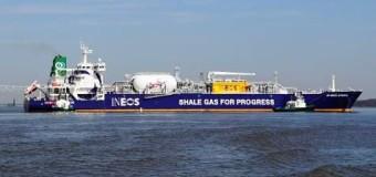 Ineos доставила в Европу первую партию сланцевого газа из США