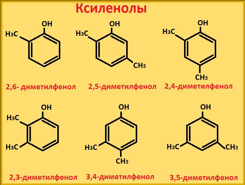 Ксиленолы