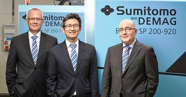 Sumitomo Demag Plastics Machinery получила рекордную прибыль в 2015 году