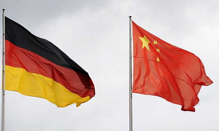 экспорт немецкого оборудования в Китай упал flag_Germaniya_Kitay