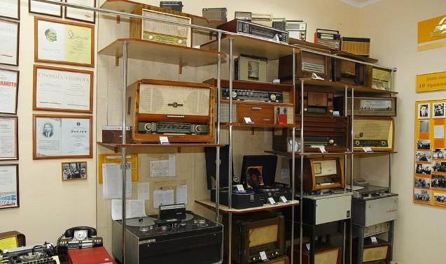 винтажные радио