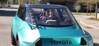 Deep Orange 6 – концепт кар из композитов на базе Toyota
