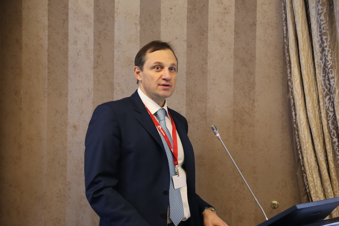 Полипропилен 2016 Сергей Столяров, управляющий директор Группы CREON