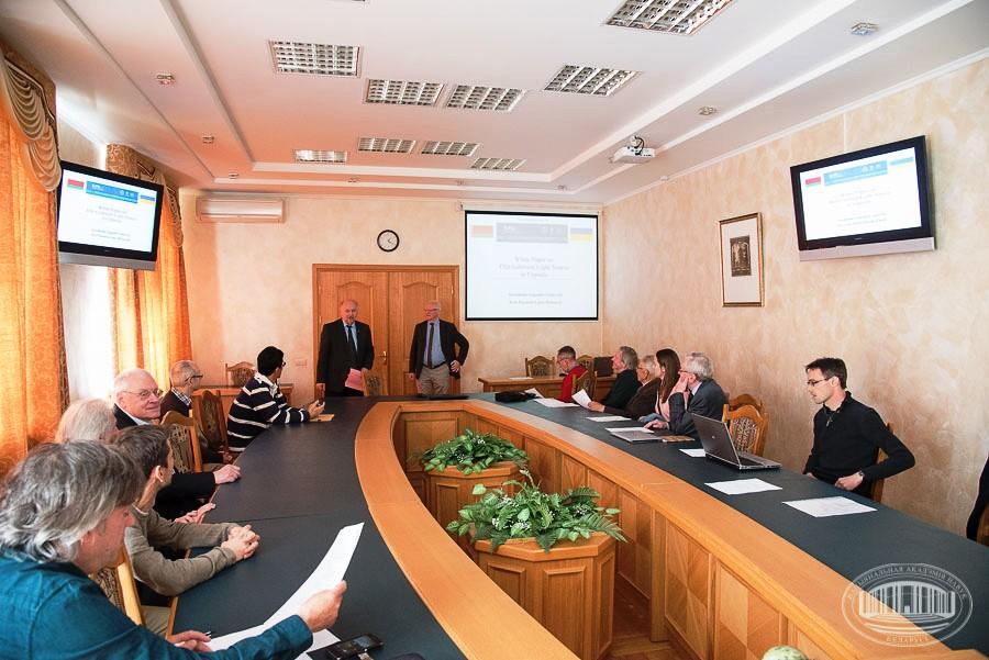 Достижения Беларуси в области лазерной физики получили высокую оценку!