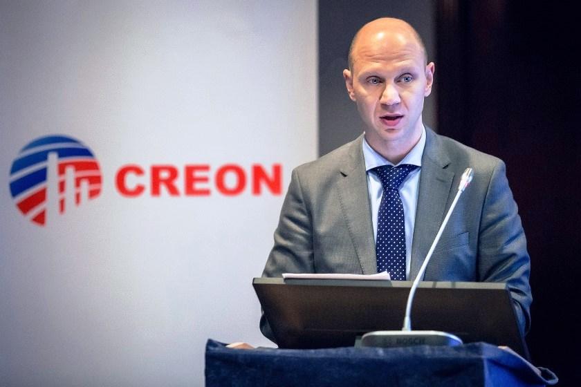 Директор департамента маркетинга и реализации газа - Алексей Мельников