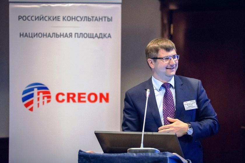 Алексей Бураков - генеральный директор «Алгоритм Топливный интегратор»