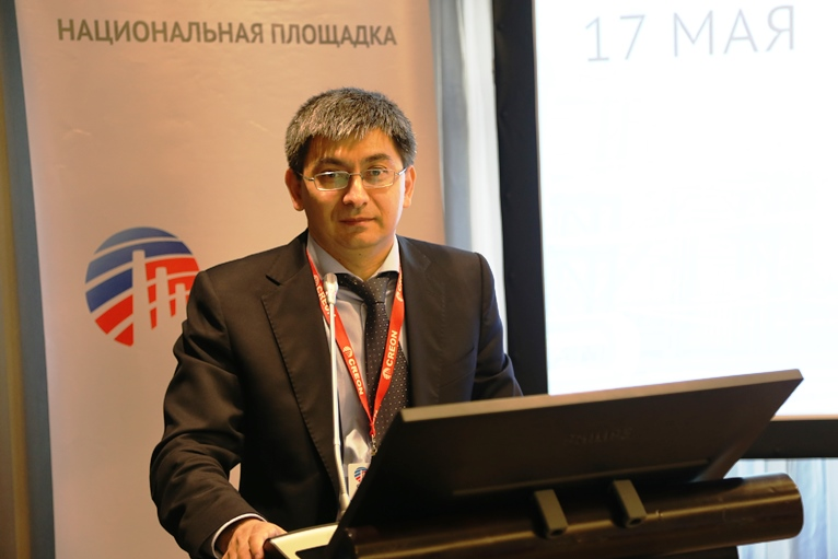 Санджар Тургунов, генеральный директор CREON Energy