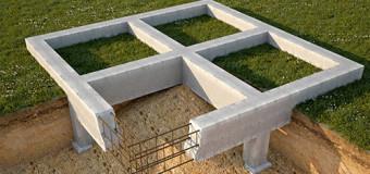 Какой марки бетон нужен для ленточного фундамента?