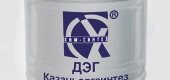 Диэтиленгликоль (2,2′-дигидроксидиэтиловый эфир, дигликоль)