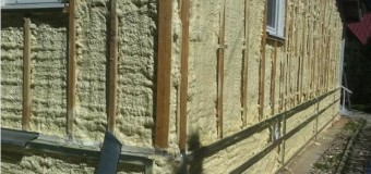 Ремонт фасадов деревянных домов