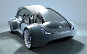 Беспилотные автомобили Apple, будет?