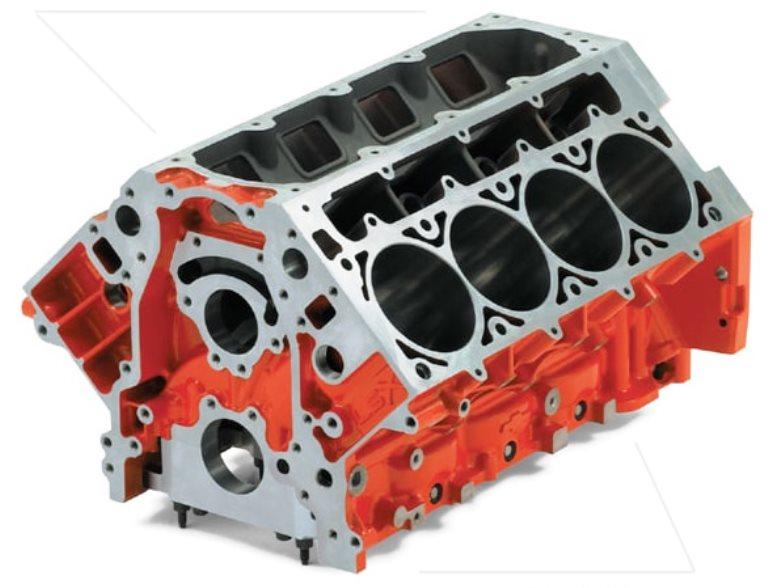 Строение двигателя внутреннего сгорания (фото: http://avtopro.by/content/6-rastochka-bloka-cylindrov)