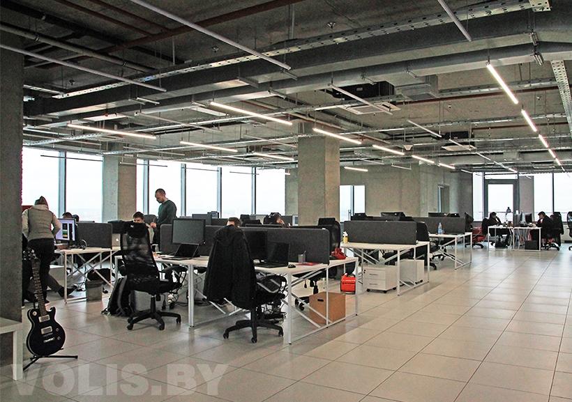 Офисное пространство, сформированное при помощи 3d-моделирования (фото: https://volis.by/)