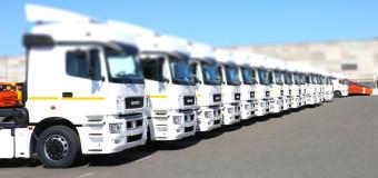 КАМАЗ в 2016 году увеличил долю на рынке грузовых автомобилей РФ на 5%