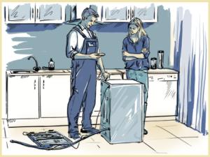 Как установить стиральную машинку? Советы профессионалов