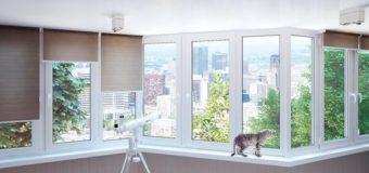 Строительный ликбез: балконные рамы