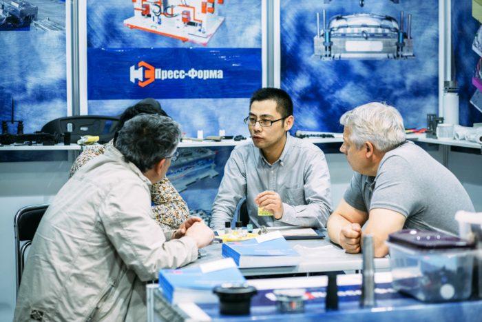 Росмолд и Роспласт 2017 - подводим итоги, фото: Китай, пресс-формы