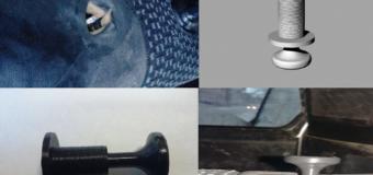 3D принтер в ремонте автомобиля Mitsubishi