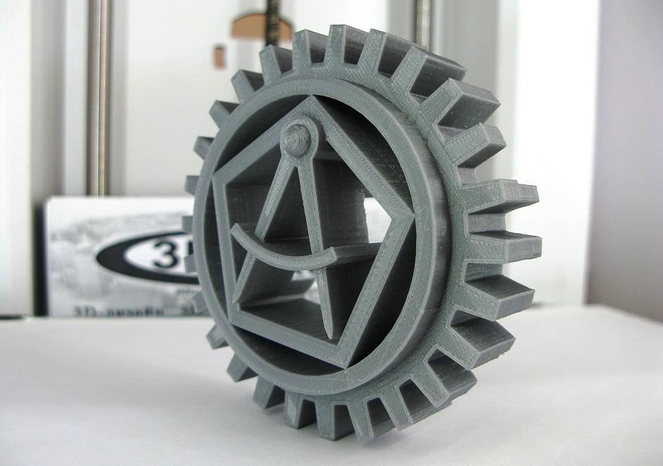 3D-печать большого составного объекта! Реальный опыт (фото, комментарии)