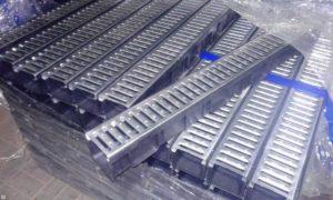 Водоотводные лотки - важный элемент конструкции дорожного покрытия