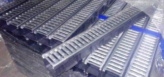 Особенности выбора, конструкций и монтажа водоотводных лотков