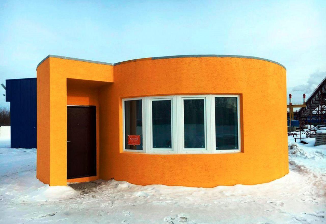 3d-печать в строительстве впечатляет: