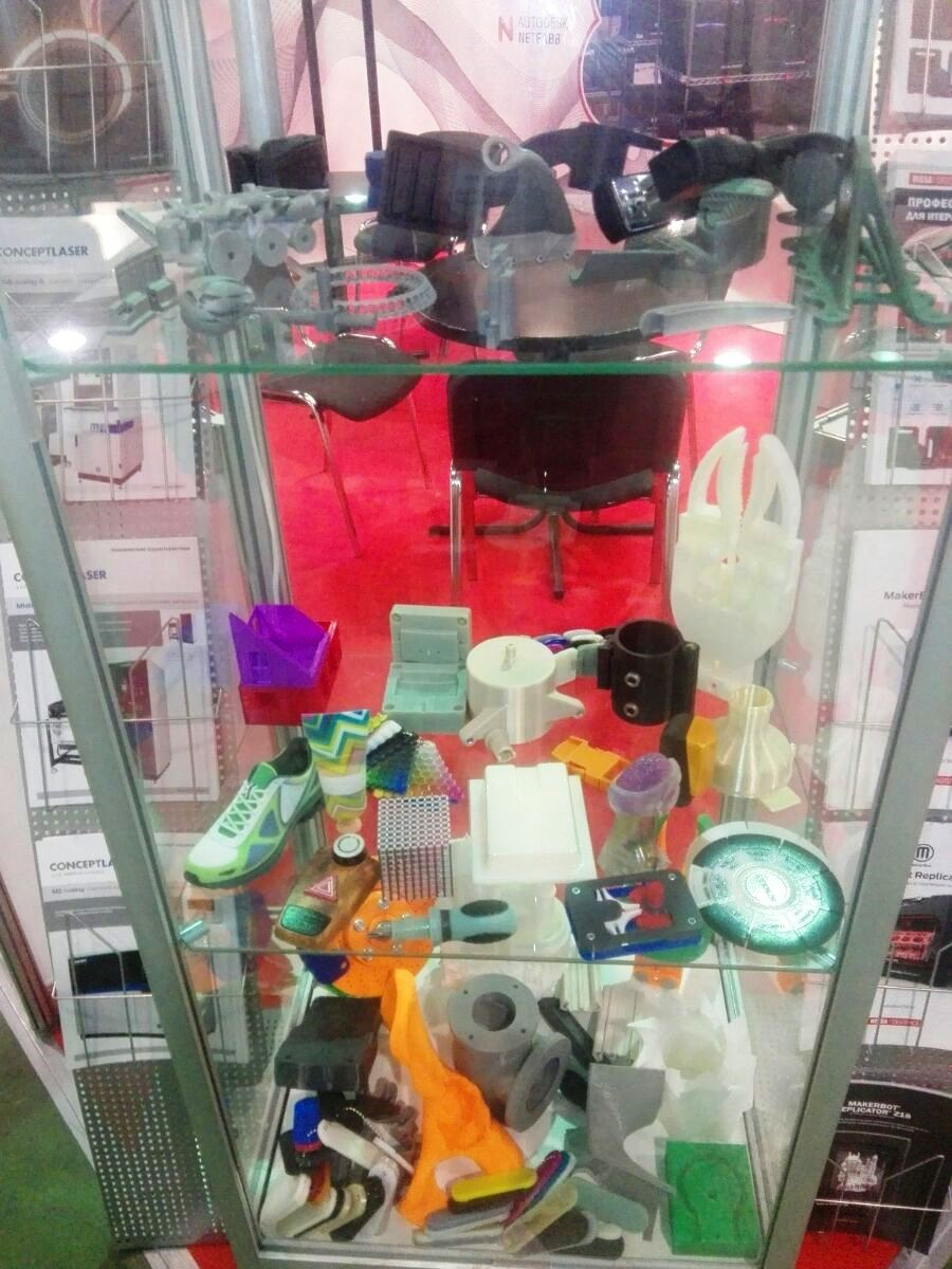 3D Print Expo 2017 – крупнейшая в Восточной Европе отраслевая выставка, посвященная тематике объемной печати, аддитивным технологиям и оборудованию