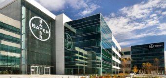 Чистая прибыль Bayer за 9 месяцев 2017 года выросла в 1,7 раза