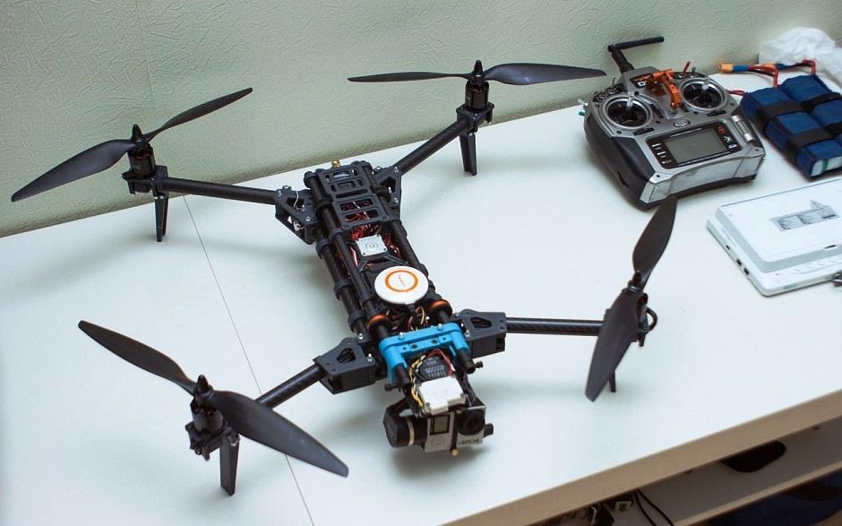 Подробный рассказ о том, как напечатать квадрокоптер на 3d-принтере: комментарии, детали, материалы и оборудование, фотографии по теме