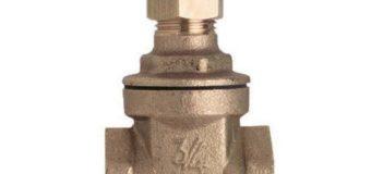 Задвижка – тип трубопроводной арматуры