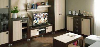 Мебель для гостиной. Основы выбора от Белдрев