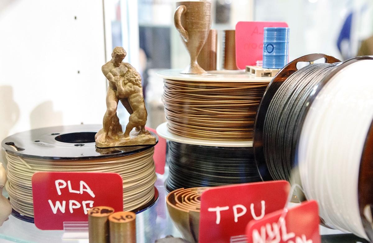 итоги выставки интерпластика 2018 - 3д-печать и материалы