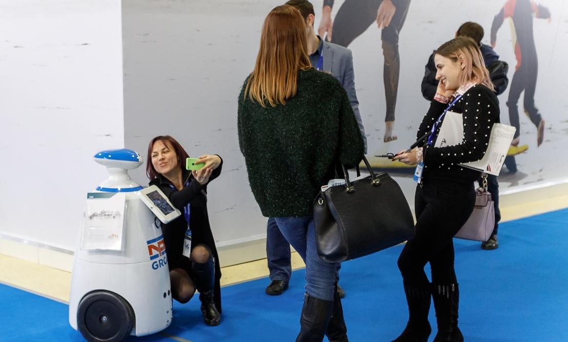 итоги выставки интерпластика 2018 - развлечения и шоу-программа на выставке