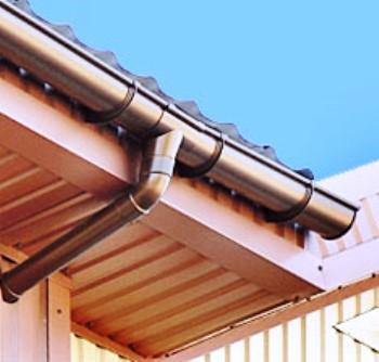 Водосточные системы для скатных крыш (ликбез от поставщика)