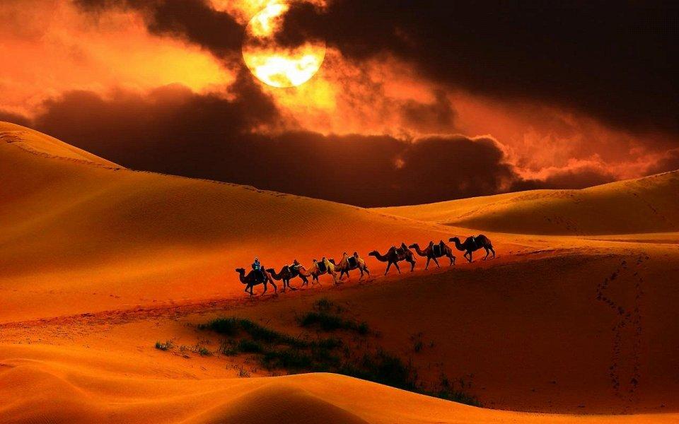 Великая китайская пустыня